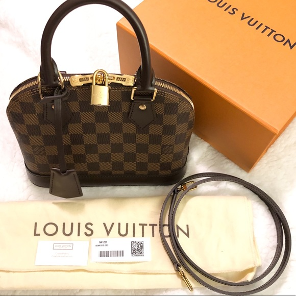 Louis Vuitton Handbags - Louis Vuitton Alma Bb DE ad1bf14e06f3a